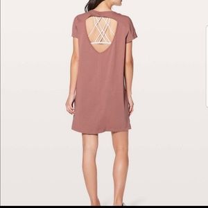 LULULEMON Day Tripper Dress like-New